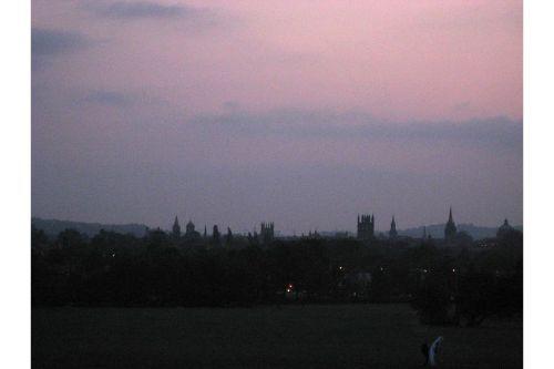 south parks mauve sunset