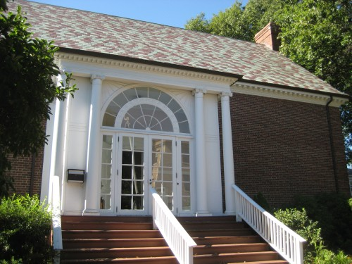brookline church of christ