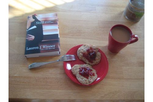 scones tea lauren winner memoir