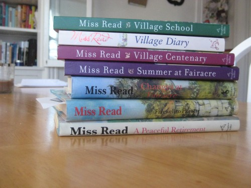 miss read books
