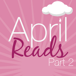 april reads books part 2