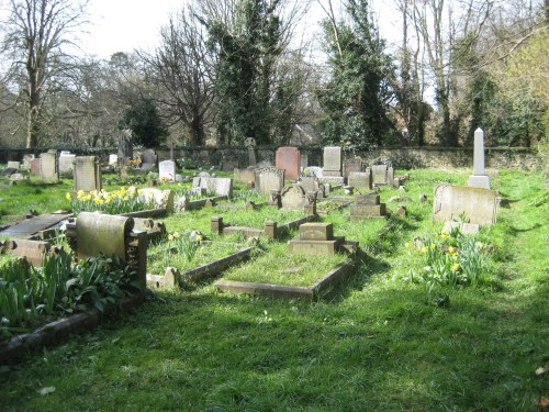 headington quarry church graveyard