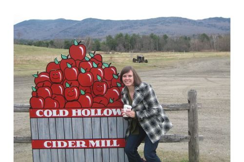 cold hollow cider mill sign