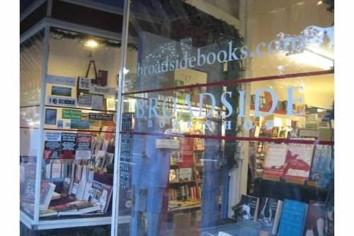 broadside bookshop northampton ma