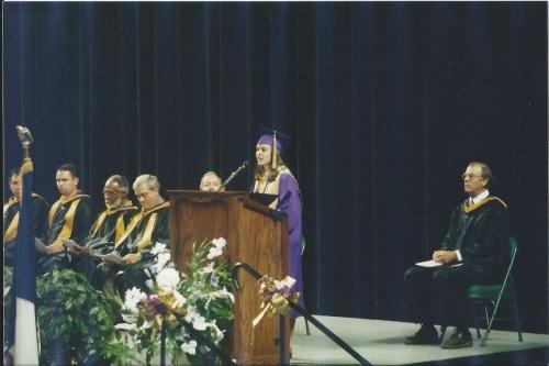 midland high school graduation speech 2002