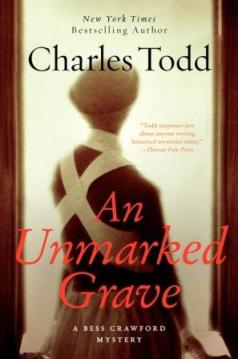 an unmarked grave charles todd