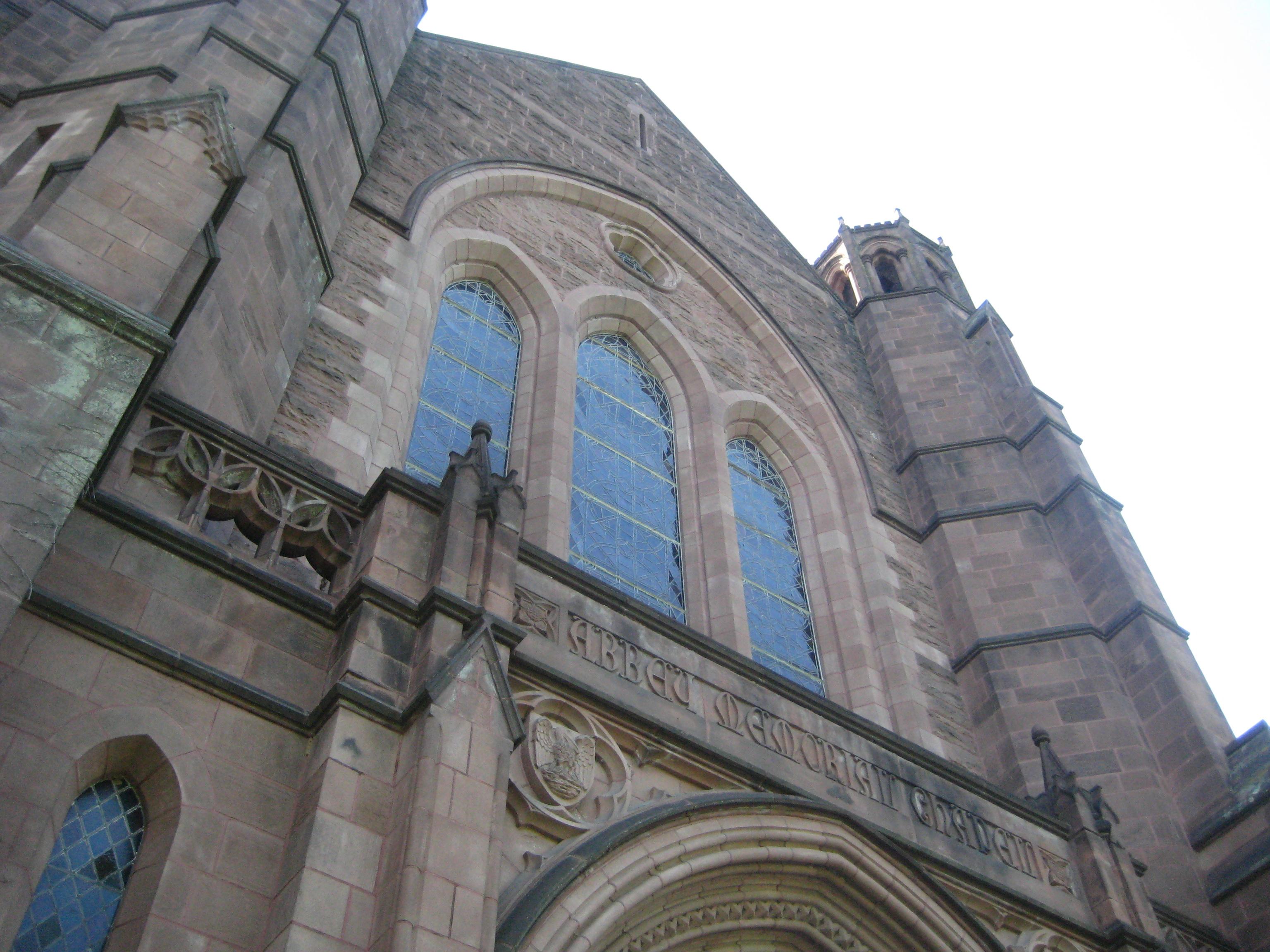 mount holyoke college chapel