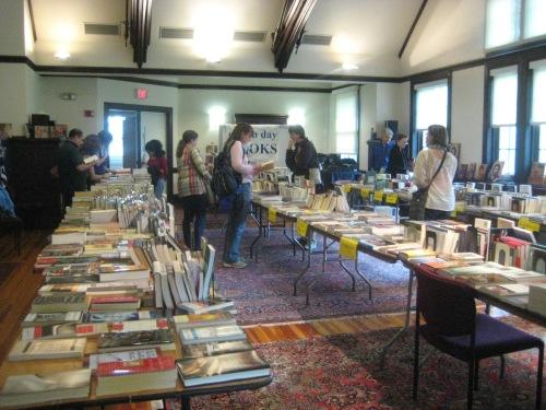eighth day books glen workshop east