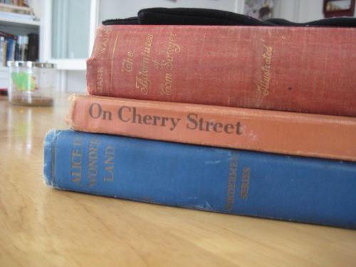 tom sawyer vintage books alice in wonderland