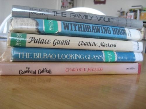 charlotte macleod sarah kelling books mysteries