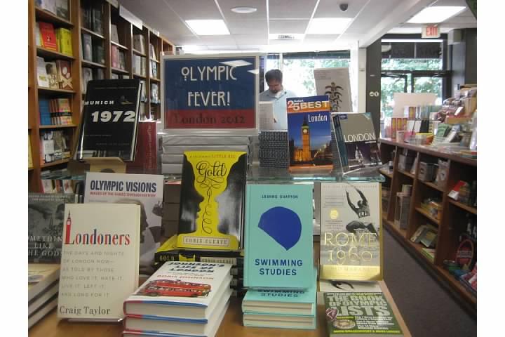 politics & prose washington dc olympics
