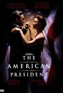 american president poster movie