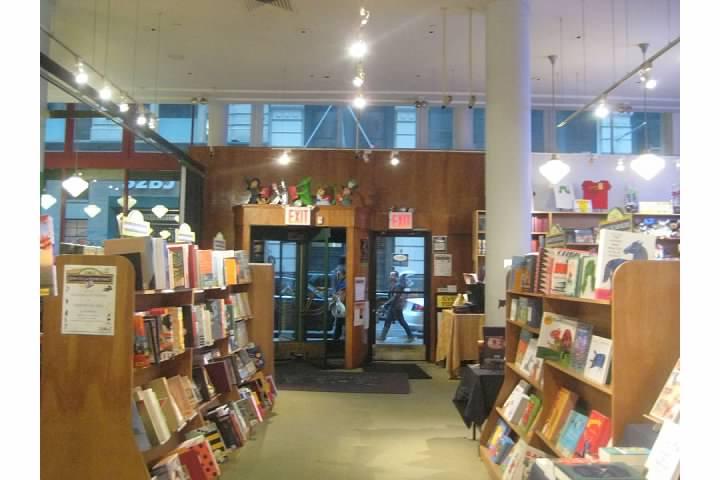 books of wonder nyc interior children's books