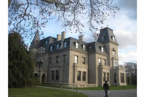 chateau sur mer newport rhode island mansion tour
