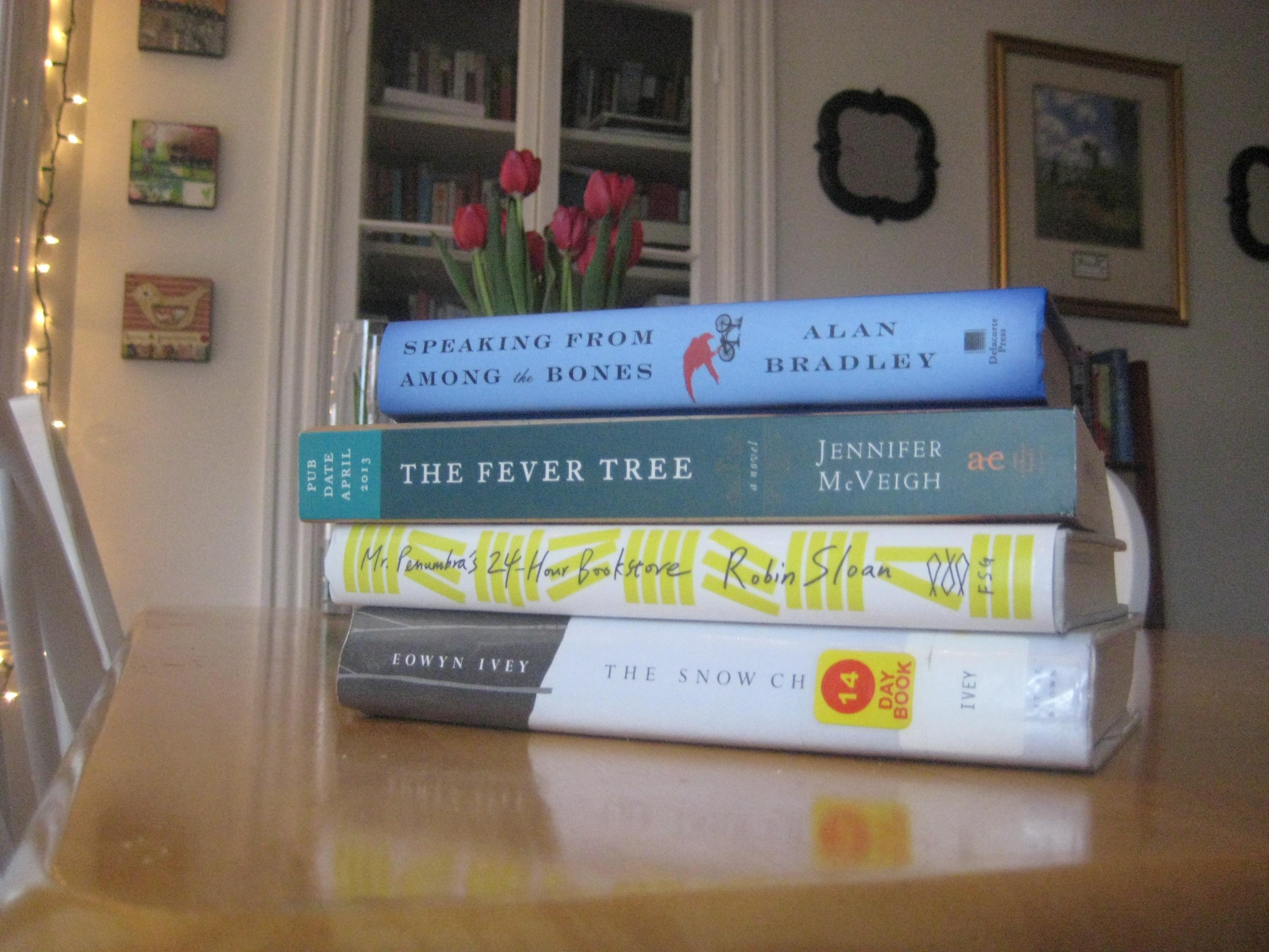 february books penumbra snow child
