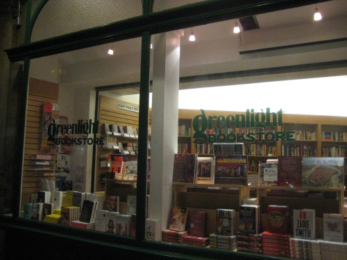 greenlight bookstore brooklyn