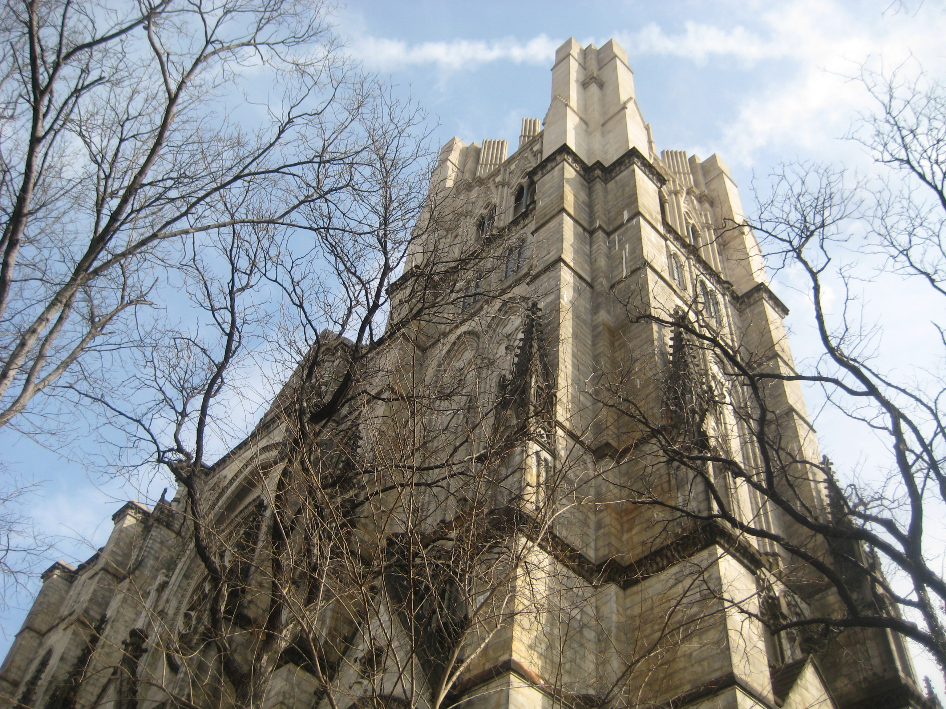 st john the divine cathedral nyc