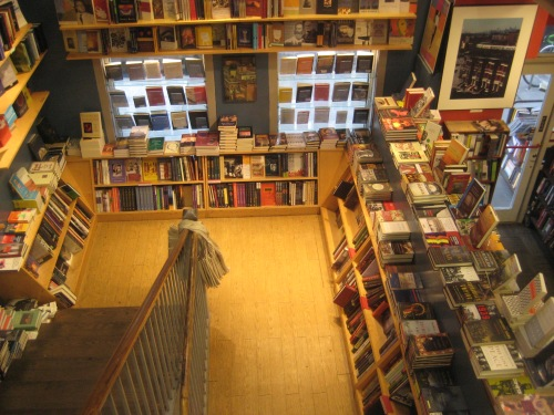 book culture shop interior nyc