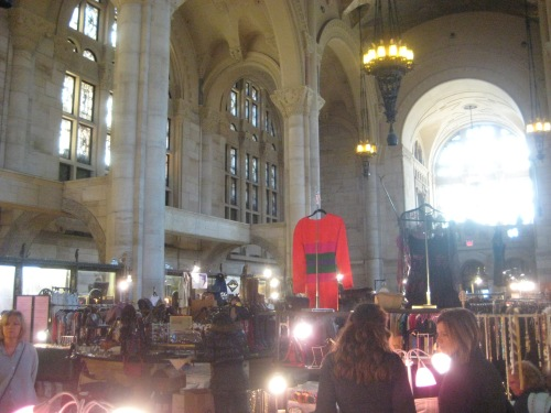 brooklyn flea nyc interior