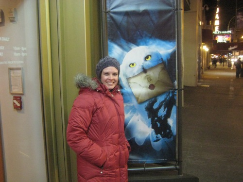 hedwig harry potter nyc