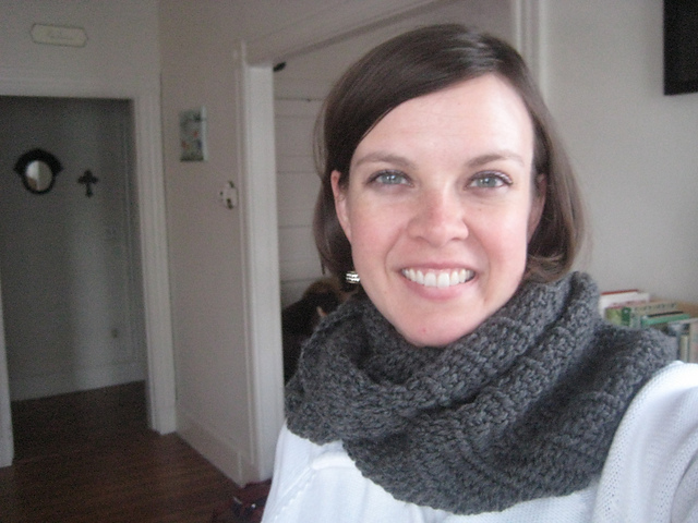 fluted cowl