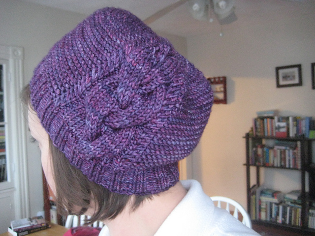 rosebud hat