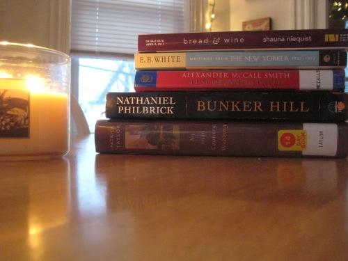 march books 2