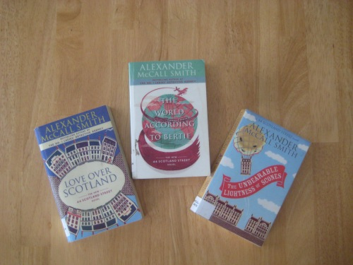 scotland st books alexander mccall smith