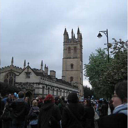 magdalen tower oxford may day