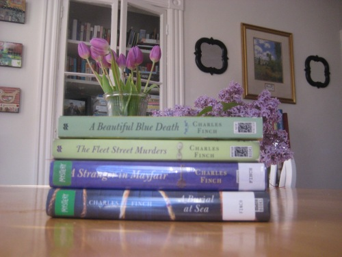 charles lenox mysteries charles finch books