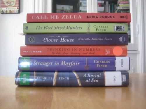 may books 2 charles lenox