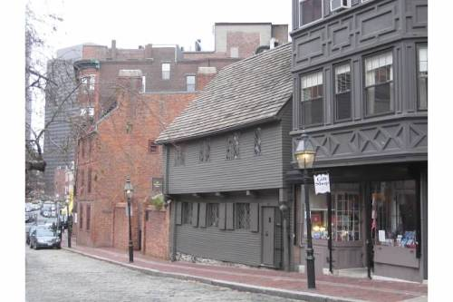 paul revere house street view