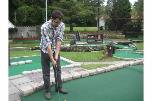 jer mini golf
