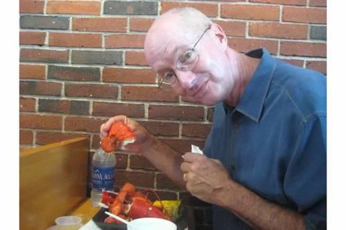 dad lobster