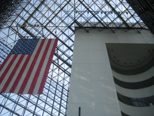 jfk library atrium boston ma