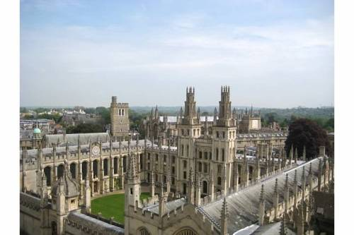 all souls college oxford towers