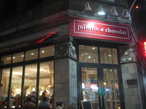 juliette et chocolat montreal st laurent