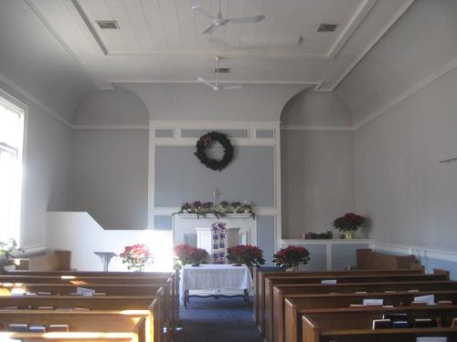 church advent brookline