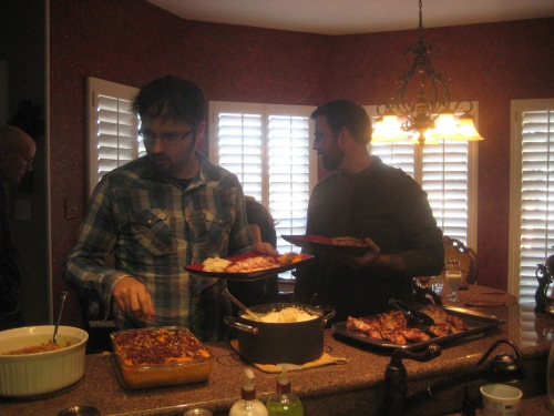 food christmas eve jeremiah stephen