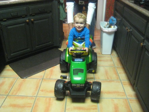ryder tractor fun