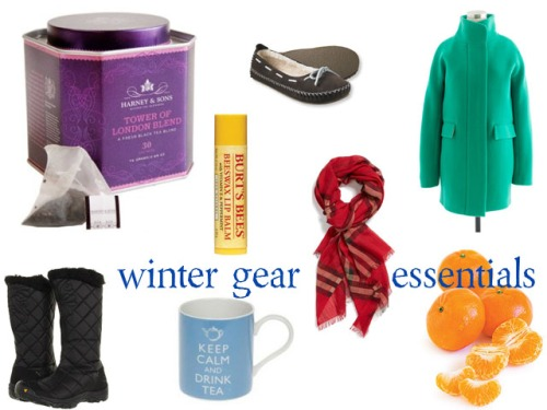 winter gear essentials