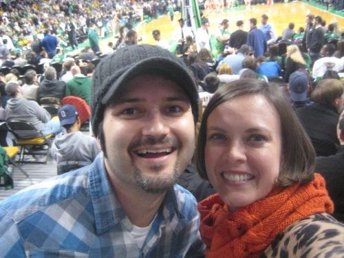 celtics td garden k&j basketball