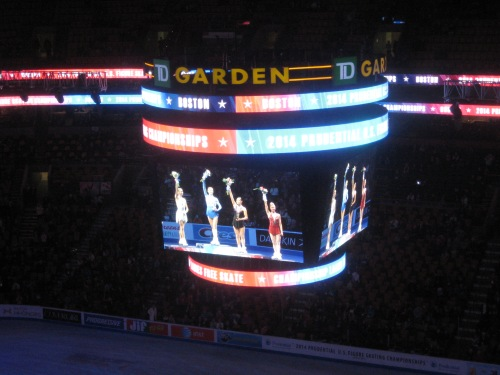 figure skating championships boston