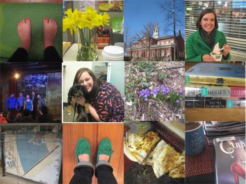 100happydays photo collage
