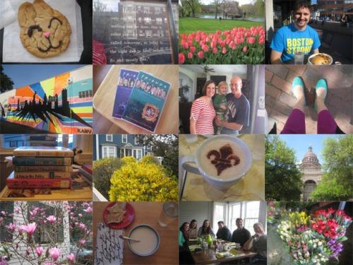 100happydays collage 2