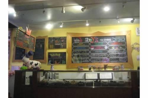 amy's ice creams interior austin tx