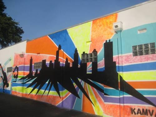 austin mural waterloo records