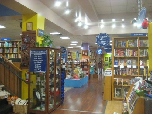 bookpeople austin tx interior