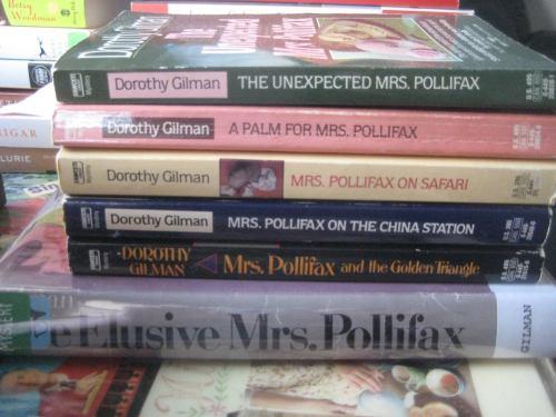 mrs pollifax series books