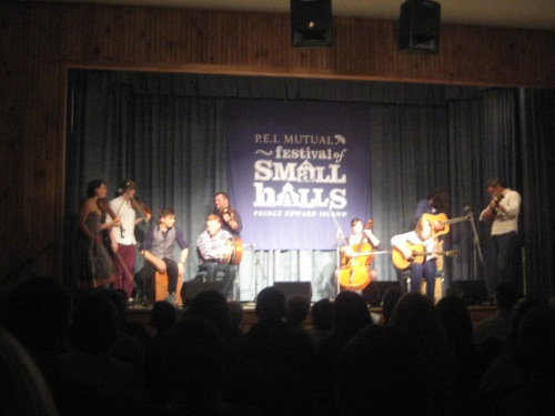 festival of small halls pei